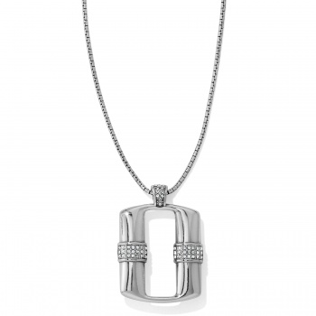 Meridian Linx Long Necklace