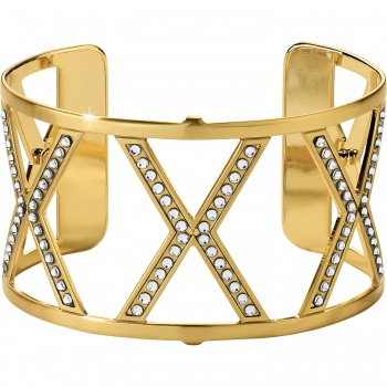Christo Ganges Wide Cuff Bracelet