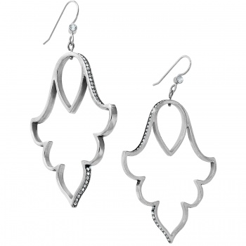 Salma French Wire Earrings