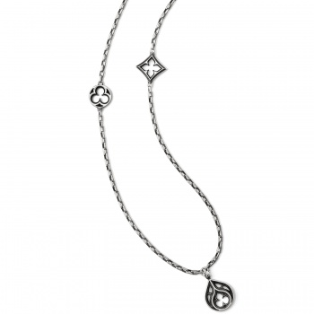 Lorenza Trio Long Necklace