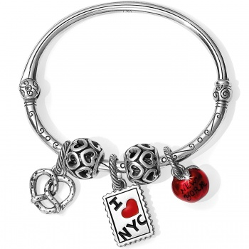 NYC Favorites Premade Charm Bangle