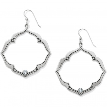 Casablanca Casablanca Hoop French Wire Earrings