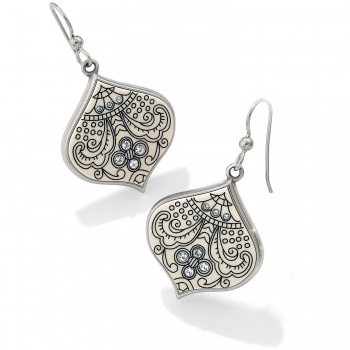 Casablanca Casablanca Palace French Wire Earrings