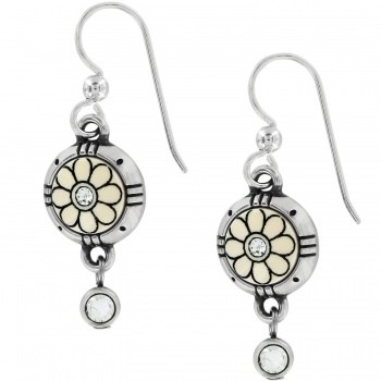 Casablanca Casablanca Palace Petite French Wire Earrings