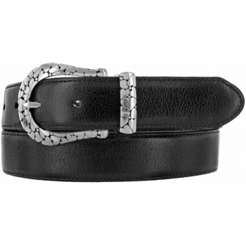 Le Beau Heart Reversible Belt