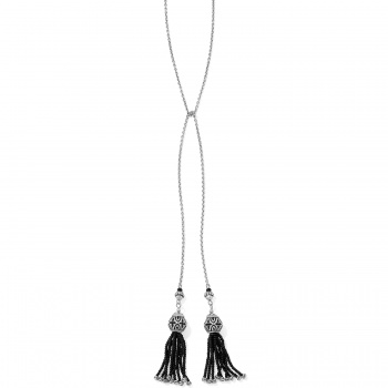 Boho Roots Lariat Necklace