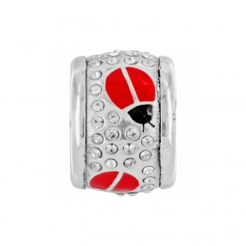 Lady Luck Stopper Bead