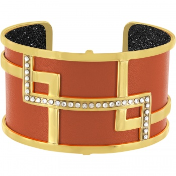 Christo Nile Wide Cuff Bracelet Set