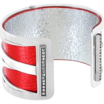 Christo Chara Wide Cuff Bracelet Set