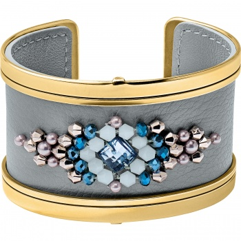 Christo New Delhi-Lodhi Wide Cuff  Bracelet Set