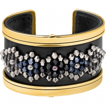 Christo New Delhi-Patel Wide Cuff Bracelet Set