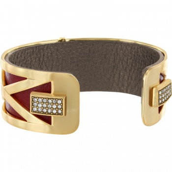Christo Meridian Zenith Narrow Cuff Bracelet Set
