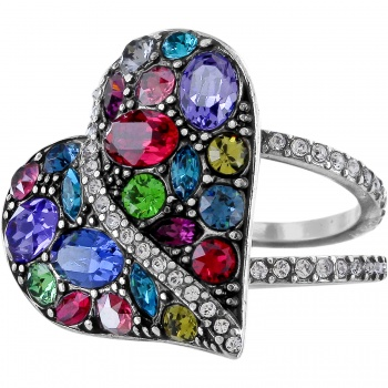 Trust Your Journey Trust Your Journey Heart Ring
