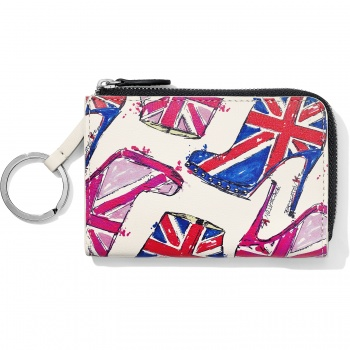 London Bootie Keyring Coin Purse