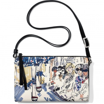 Fashionista Front Row Pouch