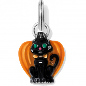 Spooky Cat Charm