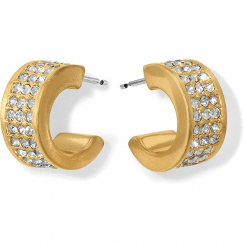 Meridian Zenith Hoop Earrings