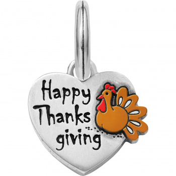 Happy Thanksgiving Charm