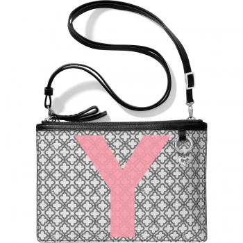 Initially Yours Customizable Convertible Pouch