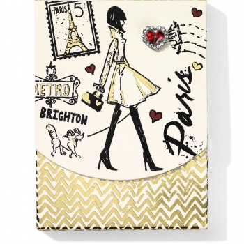 Fashion Passport Pocket Notepad