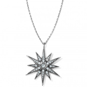 Contempo Starburst Convertible Reversible Necklace