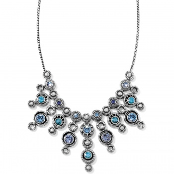 Halo Halo Burst Collar Necklace