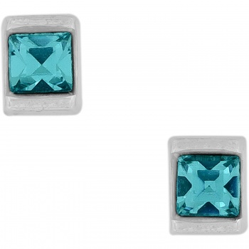 Moderna Princess Stud Earrings