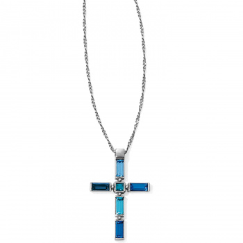 Moderna Cross Necklace