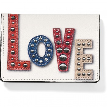 Love Stud Card Case