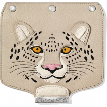 Brighton Your Bag Lexy Leopard Snappy Flap