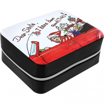 Dear Santa Jewelry Case