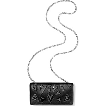 Love Story Midnight Large Wallet