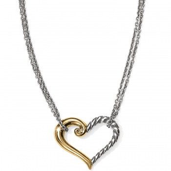 Kindred Heart Petite Necklace