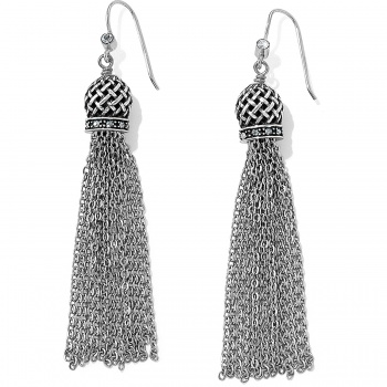 Sahuri Tassel French Wire Earrings