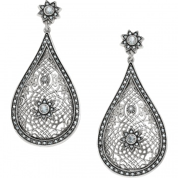 Sahuri Drop Post Earrings