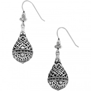 Sahuri Lantern French Wire Earrings