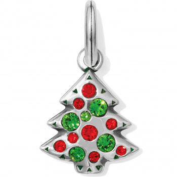 Tinsel Tree Charm