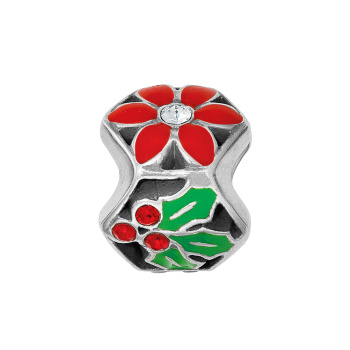 Holly Flower Bead