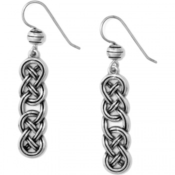 Interlok Ladder French Wire Earrings