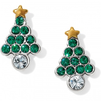Holiday Cheer Silent Night Mini Post Earrings