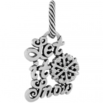 Winter Wishes Charm