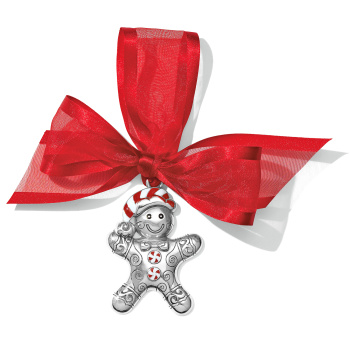 Gingerbread Candy Man Ornament
