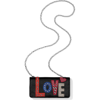 Love Stud Large Wallet