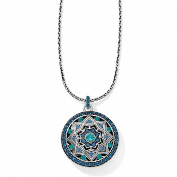 Eternal Sky Eternal Sky Reversible Small Pendant Necklace