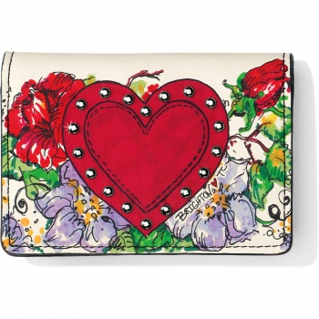 Love Story Romance Card Case