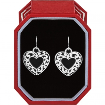 Contempo Love French Wire Earrings Gift Box