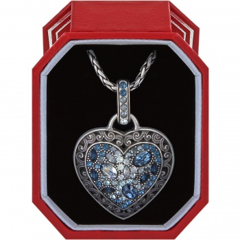Crystal Voyage Crystal Voyage Heart Necklace Gift Box