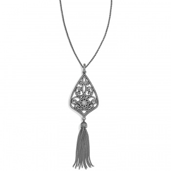 Illumina Illumina Tassel Convertible Reversible Necklace
