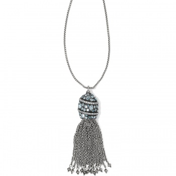 Trust Your Journey Tassel Convertible Necklace
