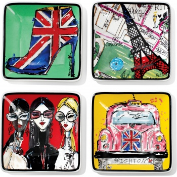 FASHION PASSPORT Fashion Passport Trinket Tray